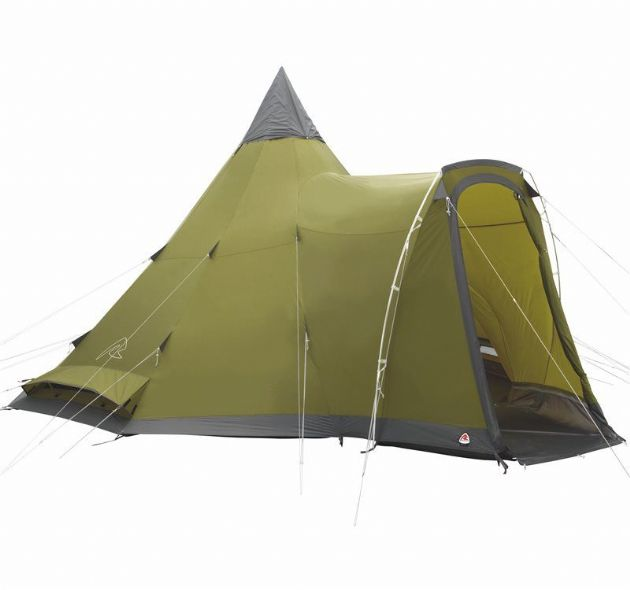 Robens Field Tower Tipi Camping Tent 2019, Family Tent, Outdoor Camping Equipment - Grasshopper Leisure
